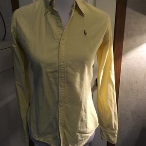Ralph Lauren Polo button down Oxford slim fit